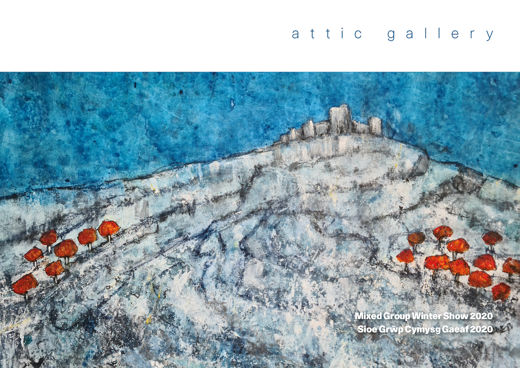 Attic Gallery Winter Mixed Group Show 2020