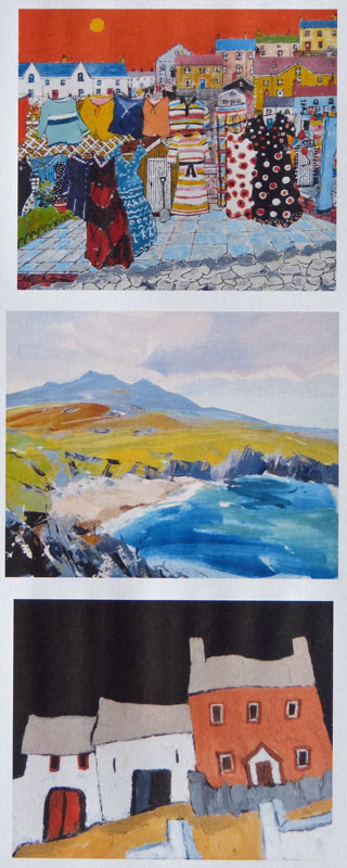 JOHN COOPER,  SIAN MCGILL AND WYNNE JENKINS - an exhibition of new paintings