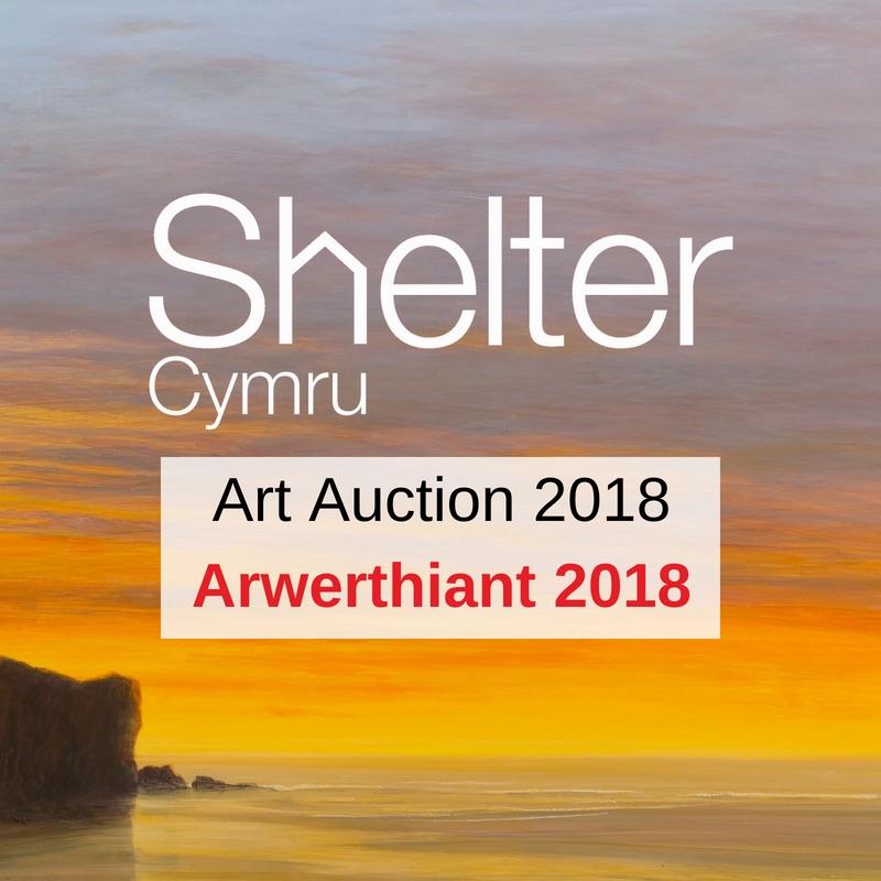 Shelter Cymru Art Auction 2018