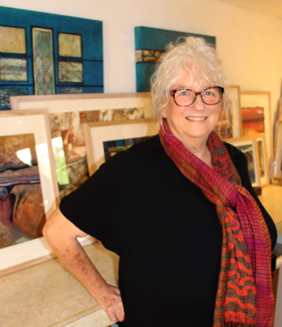 Brenda Hartill to talk at Her solo show in April