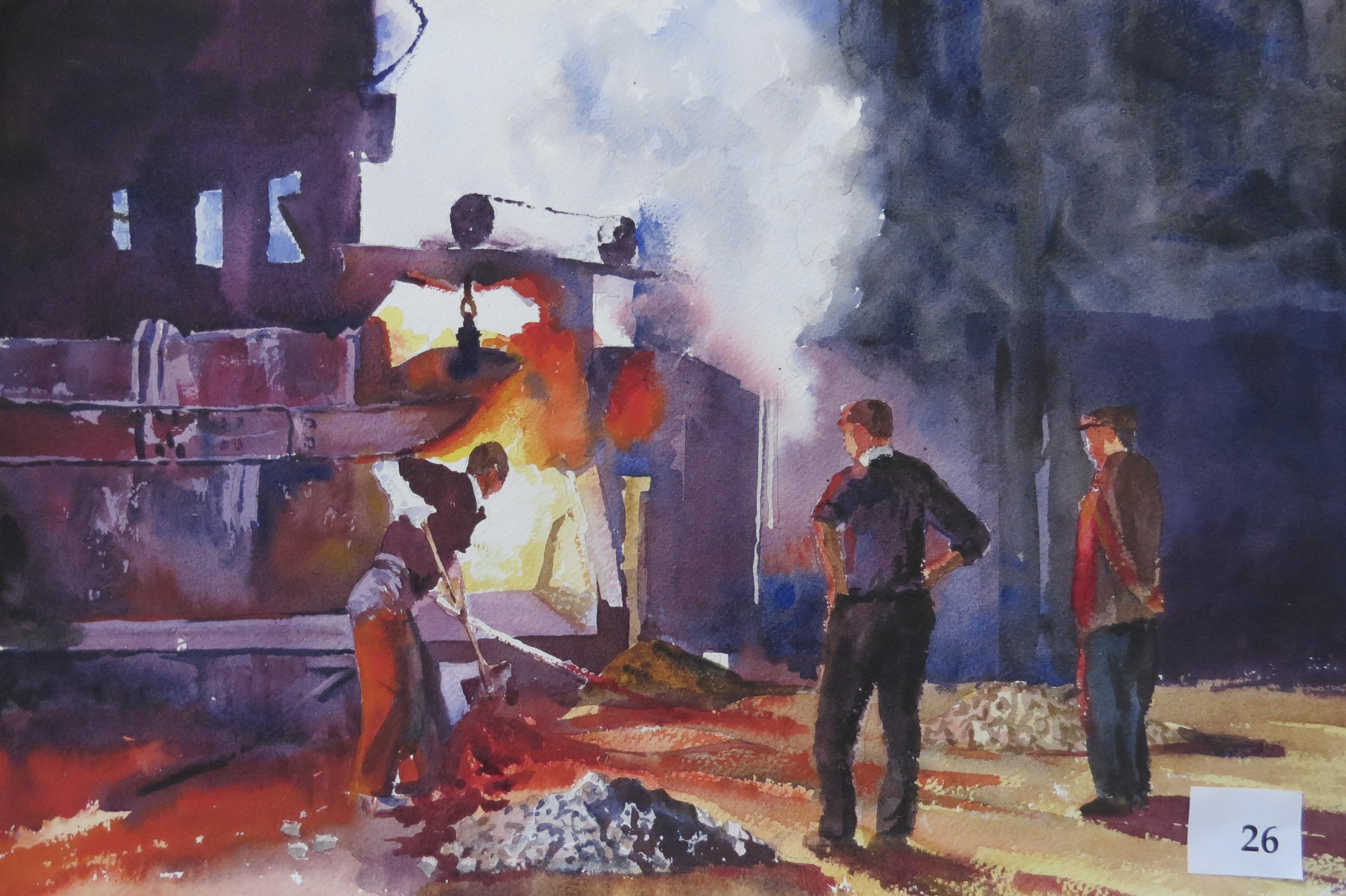 Artist Anthony Douglas Jones