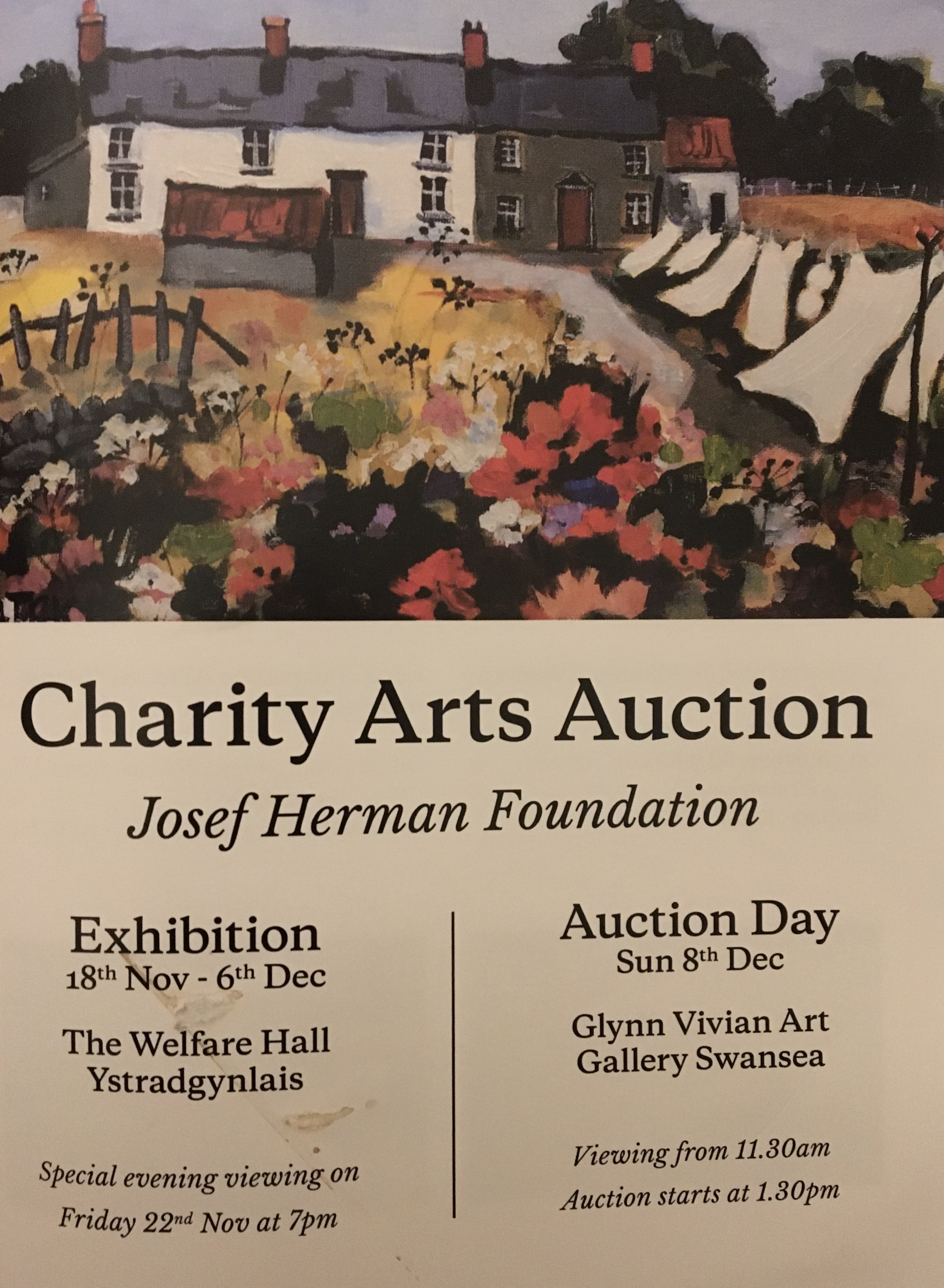 Charity Arts Auction