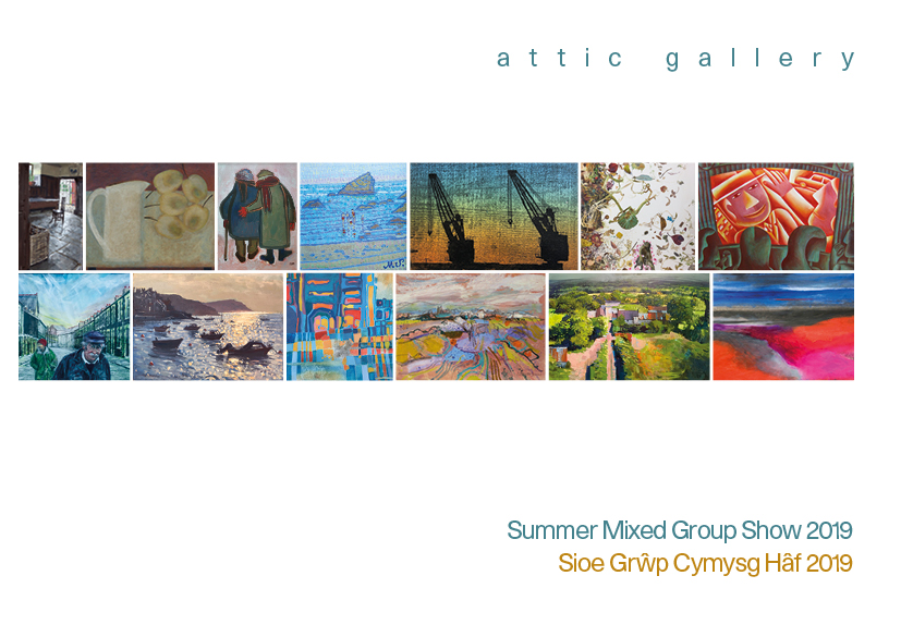Current Exhibition Summer Group Show 2019