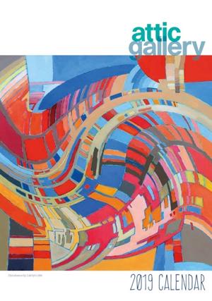 1 Attic Gallery Calendar 2019
