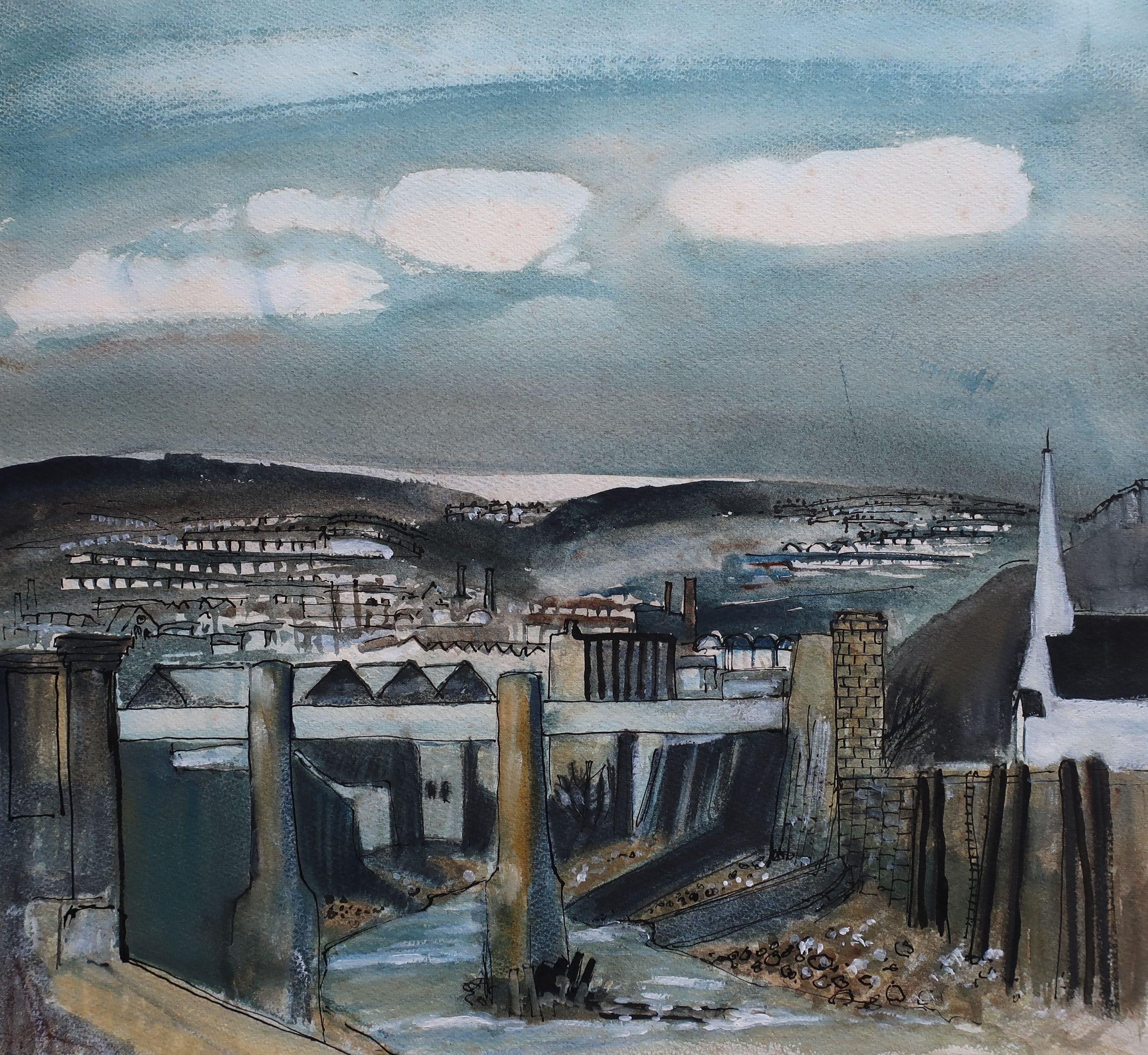 Lower Swansea Valley & Tawe