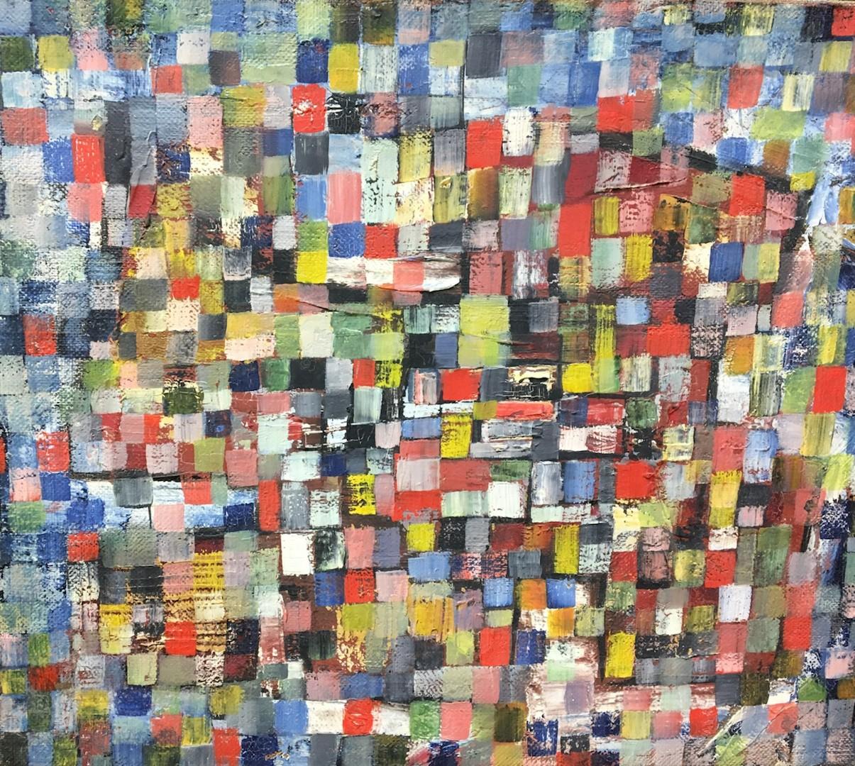"""7. Jack Jones  """"Multicoloured Blocks*"""