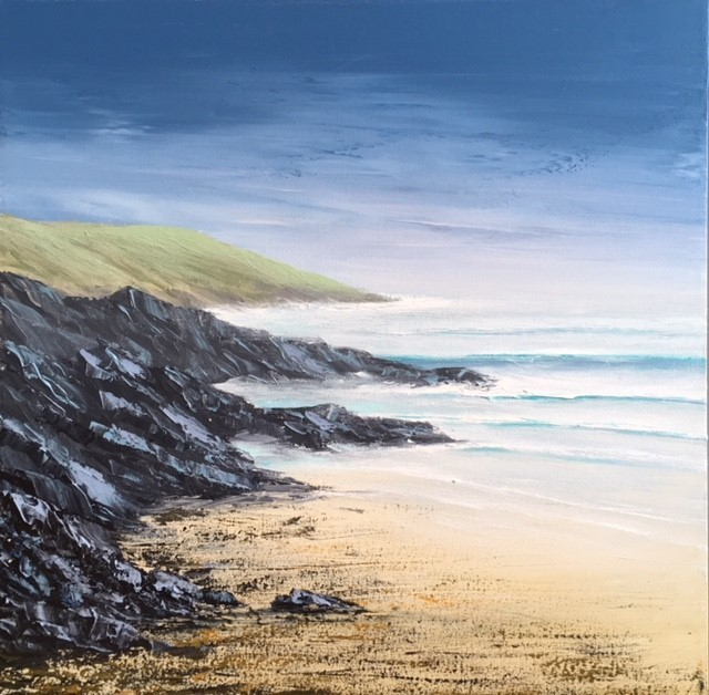 "10, Nick John Rees ""Lovely sea - Caswell Bay''"
