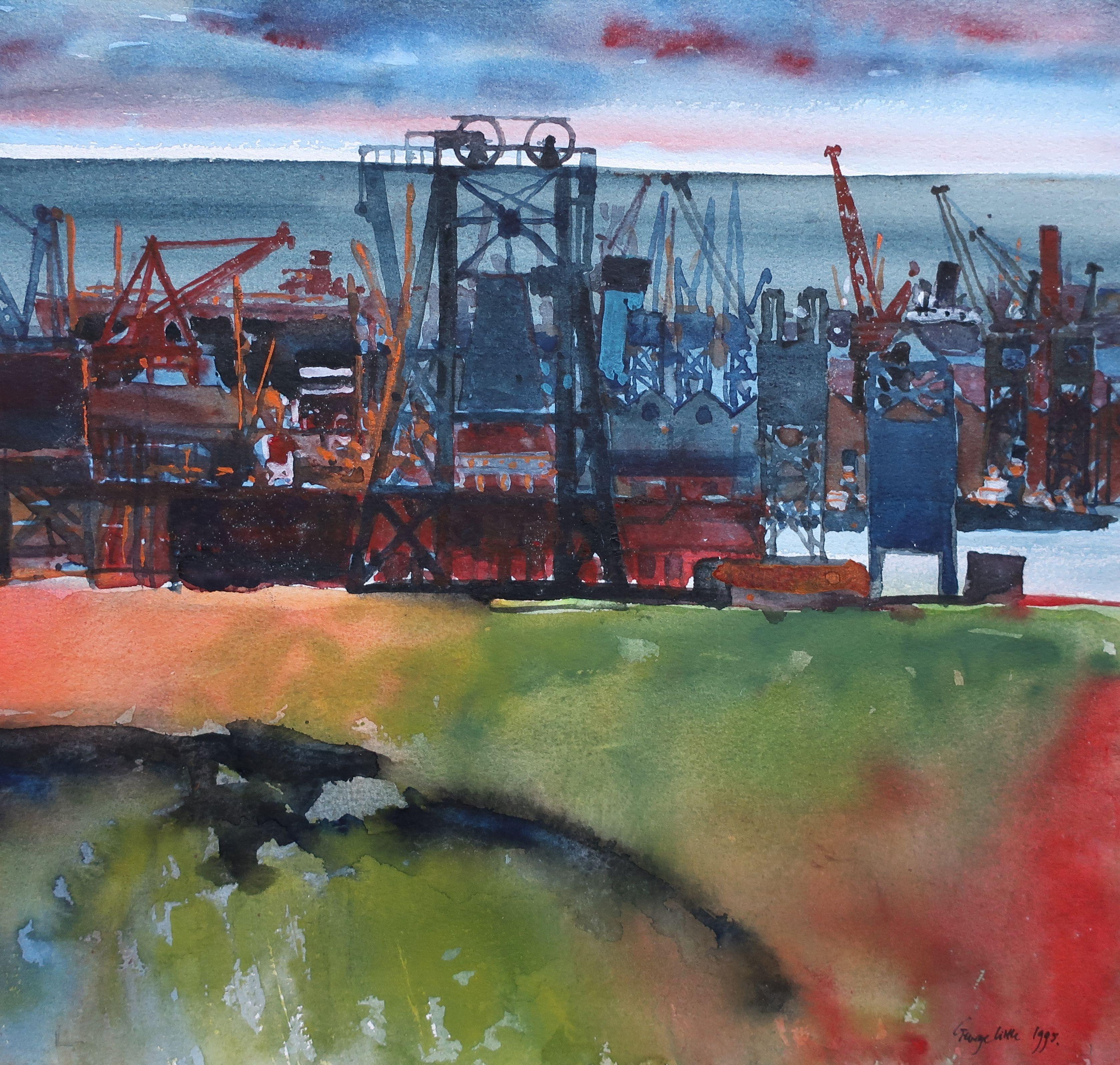 October dockscape wc 1995