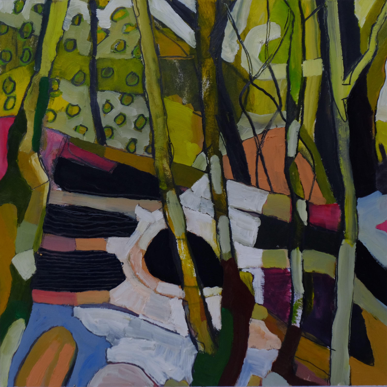13, Michael Howard 'Woodland Study No.19'