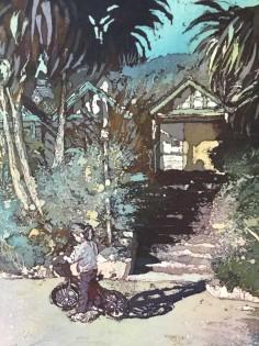 15: Rhona Tooze 'Langland Biker Girl'