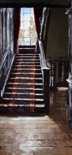 """4. Matthew Wood """"Erddig Hall, North staircase"""""""