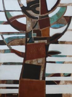 "Tree Rhythms, Acrylic, 23 x 17"", £1,100.JPG"