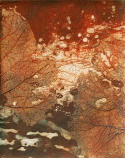 54 Brenda Hartill 'Autumnlands III '