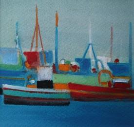 Fishing boats wc