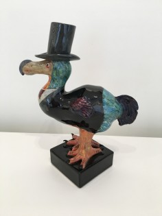 Single Dodo ceramic sculpture