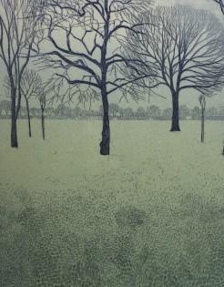 The Heath   24 x 20 cm   Etching/aquatint  72/150