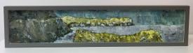 Lleyn    25 x 80 cm     Acrylic