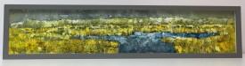 Corth Caron    25 x 80 cm     Acrylic