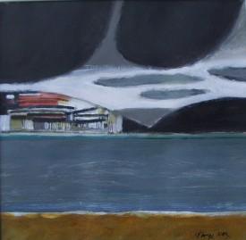 9.Swansea Bay 1, Grey
