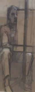 Ernest Zobole Self Portrait