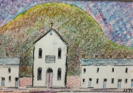 """20. Jack Jones  """"Chapel view*"""