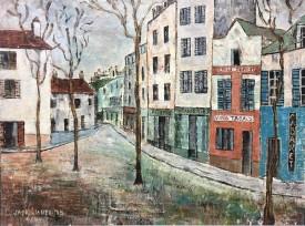 "3. Jack Jones  ""French street*"