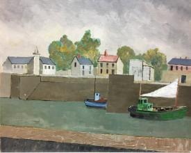 "2. Jack Jones  ""River, Dock, Boats*"