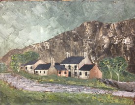 """4. Jack Jones  """"River, Cottage, Hill*"""