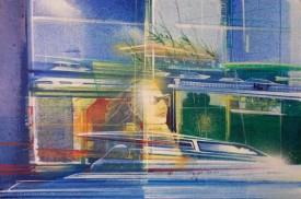 Summer Breeze    Acrylic on Canvas   16 x 24 ins