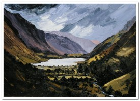 Talyllyn   50 x 70 cm   oil on canvas