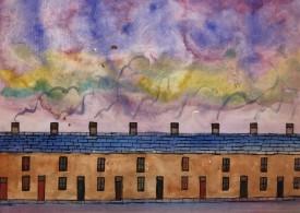 10. Terraced Houses