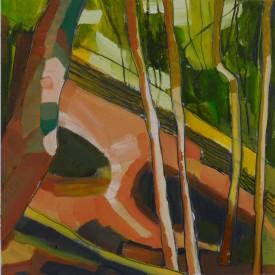 20, Michael Howard 'Woodland Study No.12'