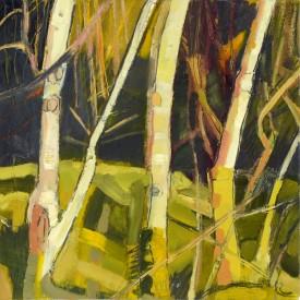 16, Michael Howard 'Woodland Study No.27'