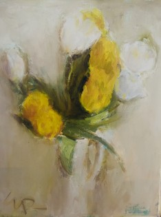 "5. Will Roberts ""Yellow Tulips"""