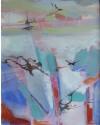 Coast    50 x 40 cm    Acrylic on canvas