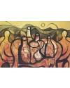 Al Fresco   Ed. 5/50   45 x 69 cm