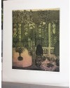 Apple Tree Garden    Etching  105/150