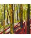 17, Michael Howard 'Woodland Study No.28'